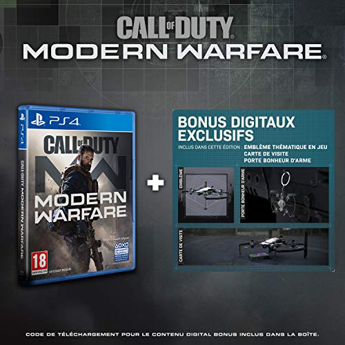 Call of Duty: Modern Warfare - Edition Exclusive Amazon...