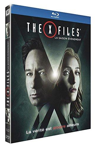 X-Files la saison événement [Blu-ray]