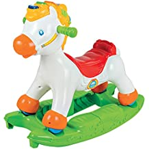 Baby Clementoni - Tito el caballito, color blanco (65477.2)