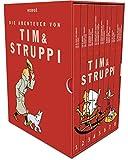 Tim und Struppi: Tim und Struppi Gesamtausgabe: Alle Comics im hochwertigen Schuber! - Hergé