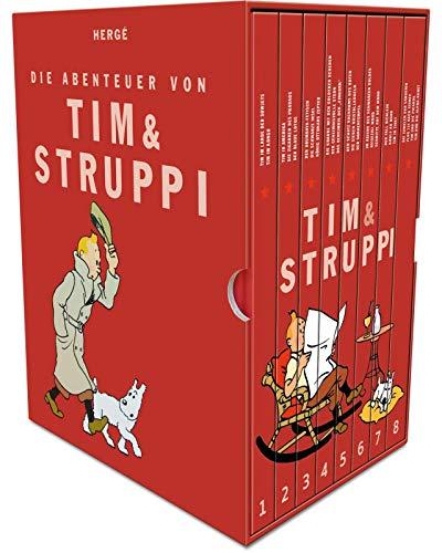 Tim und Struppi: Tim und Struppi Gesamtausgabe: Alle Comics im hochwertigen Schuber!