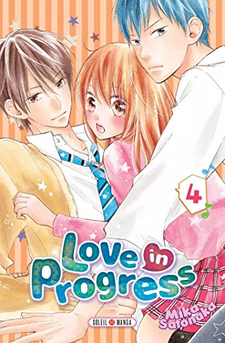Love in progress T04 par Mika Satonaka