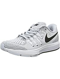 c265799755d08b Nike Damen WMNS Air Zoom Vomero 11 Laufschuhe versilbert (Pure  Platinum Black-White