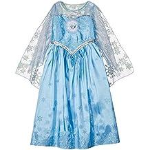 Frozen - Disfraz, talla L, color azul (889544)
