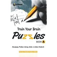 Train Your Brain Puzzles - Book A