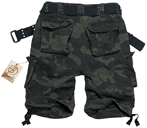 Brandit Savage Vintage Gladiator Short Darkcamo