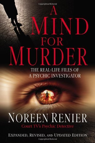 Download A Mind For Murder The Real Life Files Of A Psychic By