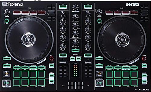 Roland DJ-202 DJ Controller - Mixer Usb-controller