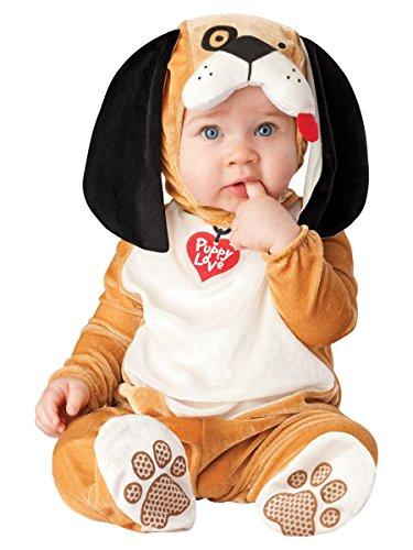FifeMall Halloween-Kostüme für Baby-Jungen-Mädchen, Säuglingskleinkind-Kinderbaby-Welpen-Liebes-Hundeweihnachtskostüm-Ausstattung