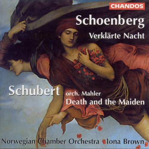 "Schoenberg: Verklarte Nacht / Schubert: String Quartet No. 14, ""Death and the Maiden"""