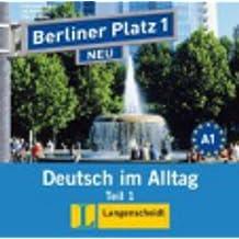 Berliner Platz Neu in Teilbanden: Audio-CD Zum Lehrbuch 1 Teil 1