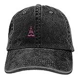 YYERINX Unisex Happy Camper Cap Adjustable Snapback Baseball Cap Adult Sun Caps for Man