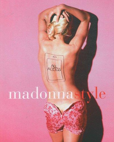 Madonna style par Carol Clerk, Erwan Chuberre