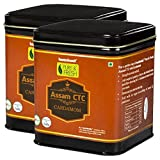 Healthbuddy Assam CTC Cardamom Tea 2 Pac...