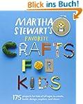 Martha Stewart's Favorite Crafts for...
