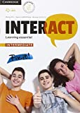 Interact intermediate: learning essential. Quaderno BES e DSA. Per le Scuole superiori. Con e-book. Con espansione online