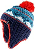 Vaude Kinder Kids Knitted Cap IV Kappe, Ocean, S