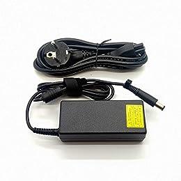 Adaptador Cargador Nuevo y Compatible con portatiles HP Compaq Presario EliteBook ProBook Pavilion Series 18,5v 3,5a con punta 7.4mm * 5.0mm del listado