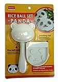 Japonés Panda Bola de arroz Set–Molde y perforadora, para Japón Bento Box