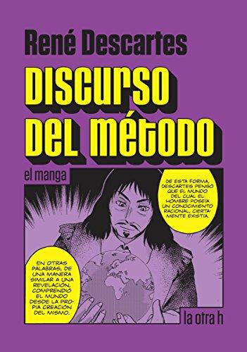Discurso del método: el manga por René Descartes