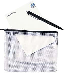 Rexel Pochette Mesh Bag Transparent