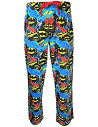 **Great Value** Adults DINNER DINNER DINNER...BATMAN..!! Loungepants