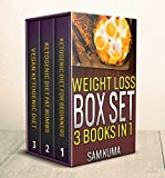 The Ultimate Weight Loss Recipes Box Set of 3 Cookbooks in 1: 200+ Smart, Easy, Healthy Eating Recipes of Ketogenic, Vegan and Fat Bomb Diet Plans (Lose ... Burning Recipes for Healthy Weight Loss)