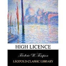 High licence