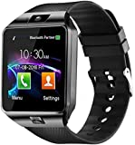 Faawn Smart Watches with Bluetooth, Sim Card Health and Fitness Tracker Smart Watches for Boys Mens and Girls…