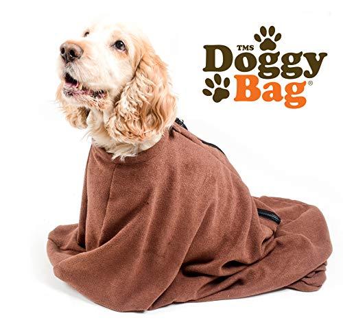 Wowooo Doggy Bag Mikrofaser-Schutzdecke für Hunde, Sackform, zahlreiche Größen erhältlich