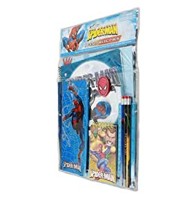 Marvel Amazing Spider-Man Stationery -11 pcs Value Set