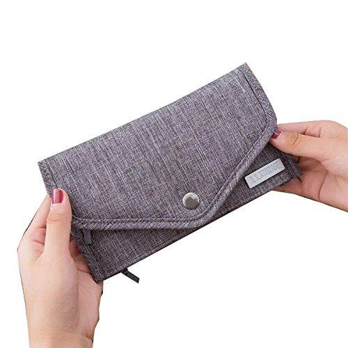Document Clutches | ladies hand purse | girls wallet | women zipper purse | handbag | girls designer zipper pouch | button lock clutch| document holder clutches (color may vary)