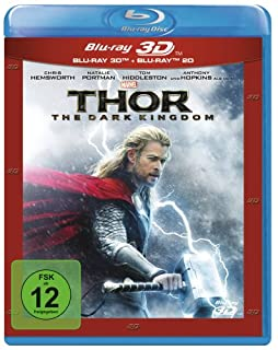 Thor - The Dark Kingdom (+ BR) (inkl. 2D-Version) [3D Blu-ray]