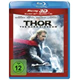 Thor 2 - The Dark Kingdom 3D (2013) [Blu-ray]