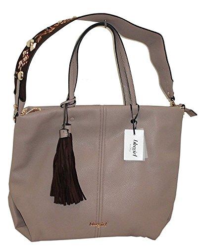 Borsa shopping due manici BLUGIRL BG 830002 women bag BEIGE
