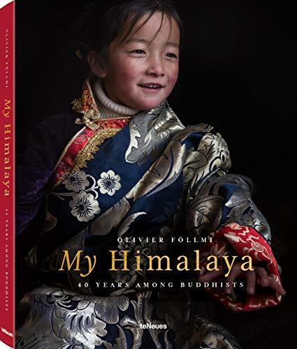 My Himalaya - eine Hommage an die einzigartigen Landschaften, Völker und die Spiritualität der Himalaya-Region (Deutsch, Englisch, Französisch) - 27,5x34 cm, 304 Seiten