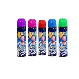 Holi Color Spray 300 ML Pack of 5
