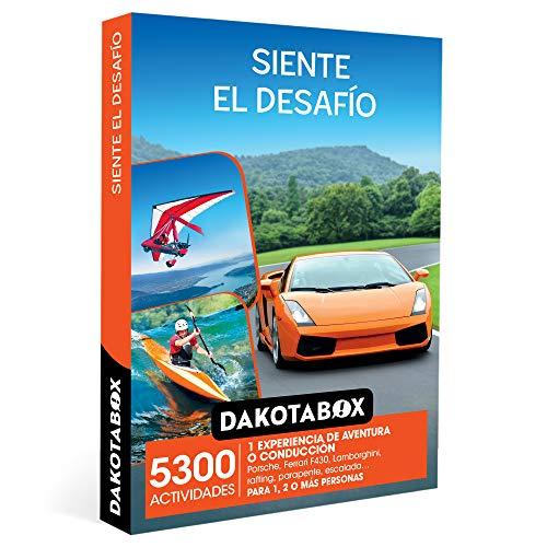 Dakotabox Senteur Le Défi Boîte Cadeau, Mixte Adulte, Standard