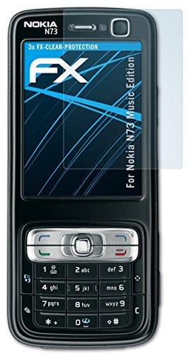 3 x atFoliX Film Protection d'écran Nokia N73 Music d'occasion  Livré partout en Belgique
