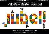 Palpats - Beste Freunde! (Wandkalender 2018 DIN A3 quer): Jubel - Der Vorfreude-Planer mit den Palpats! (Geburtstagskalender, 14 Seiten )