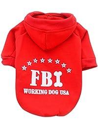 Veste capuche manteau pour chien