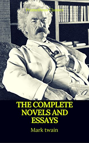the complete essay of mark twain