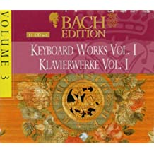 Bach Edition 3/Keyboard Works 1 (Box) [Import anglais]