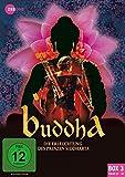DVD Cover 'Buddha - Die Erleuchtung des Prinzen Siddharta, Box 3, Folge 23-33 [3 DVDs]
