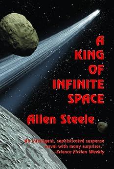A King of Infinite Space by [Steele, Allen]