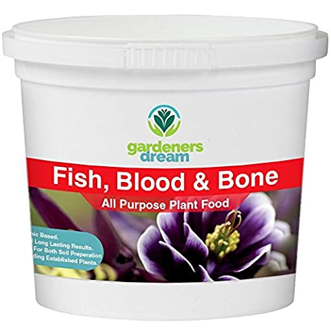 GardenersDream - Fish Blood & Bone - All Purpose Plant