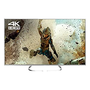 Panasonic TX-65EX700B 65-Inch 1600 Hz Widescreen 4K Ultra HD Smart LED TV with Freeview Play (2017 Model) – Silver