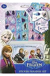 Descargar gratis Set cuaderno y pegatinas. Frozen en .epub, .pdf o .mobi