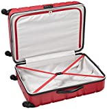 American Tourister Koffer-Set Houston City 2 Pc Set B Rot (Red)  59624-1726 - 5