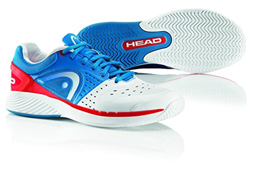 Head Sprint Pro - Blue, White & Red - 9